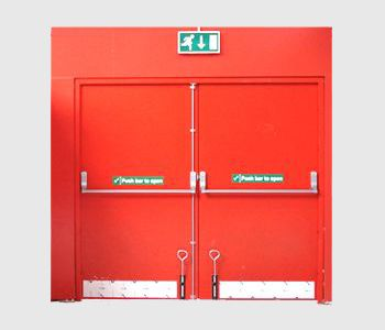 Emergency Exit Doors